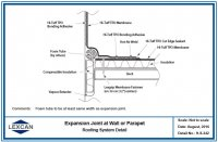 h-s-342-expansion-joint-at-wall-or-parapet